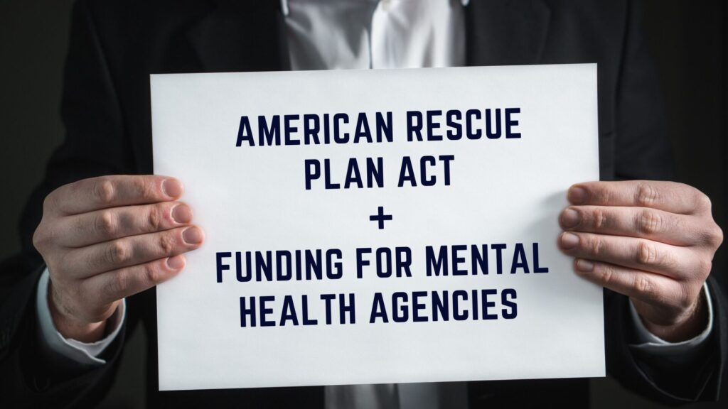 American Rescue Act Funding